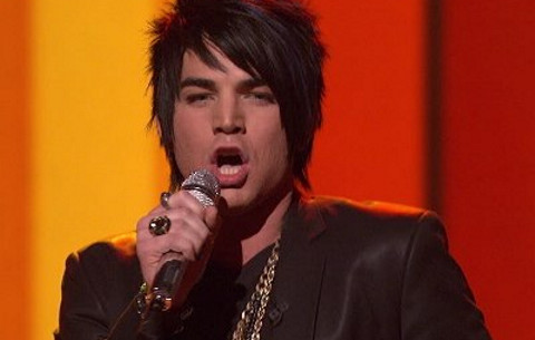 Adam Lambert on American Idol - Source: FOX/YouTube