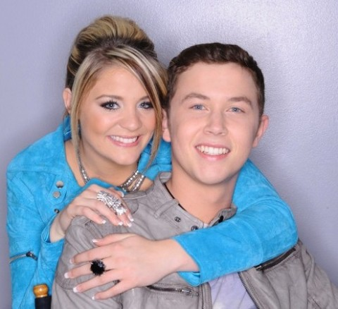 scotty mccreery and lauren alaina dating 2013 Watch video scotty mccreery has been tight-lipped about his love life, until now when we first started dating, i was 17 years old -- 18 years old.