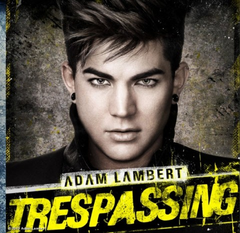 Adam Lambert Trespassing Album Cover Adam Lambert Trespassing