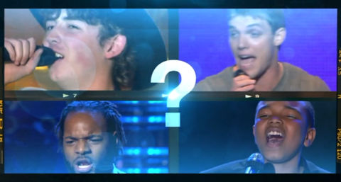 American Idol season 11 Top 13 wildcard
