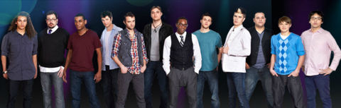 American Idol 2012 Top 12 guys
