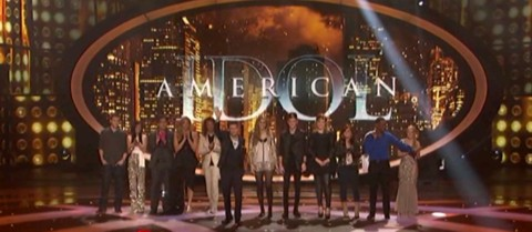 American Idol 2012 Top 11