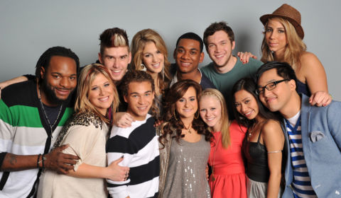 American Idol 2012 Top 12