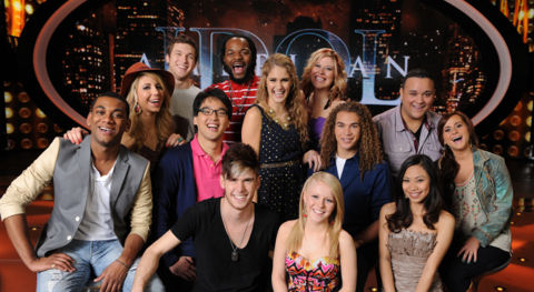 American Idol season 11 finalists