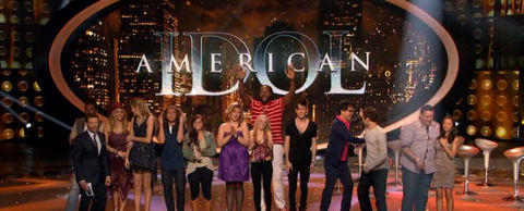 American Idol 2012 Top 13