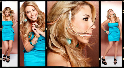 AMERICAN IDOL 2012: Elise Testone. CR: Nino Munoz / FOX