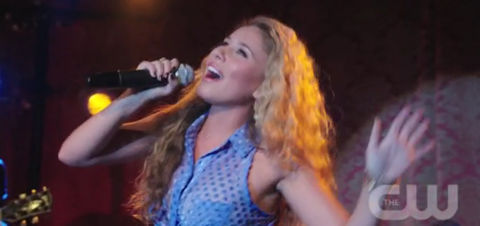 Haley Reinhart 90210