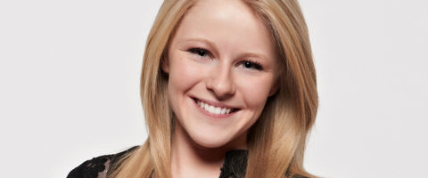 Hollie Cavanagh on American Idol