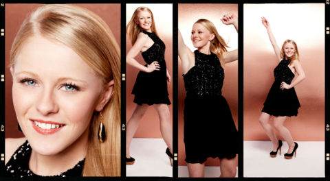 AMERICAN IDOL 2012: Hollie Cavanagh. CR: Nino Munoz / FOX