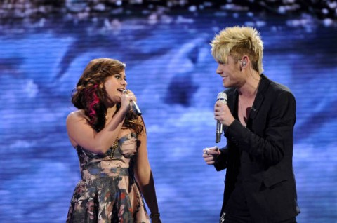 American Idol 2012 Skylar and Colton