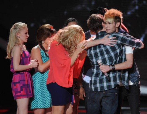 American Idol 2012 Colton Dixon elimination