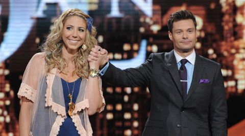 American Idol 2012 Elise Testone eliminated