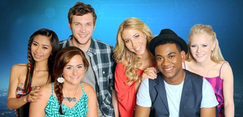 American Idol 2012 Top 6