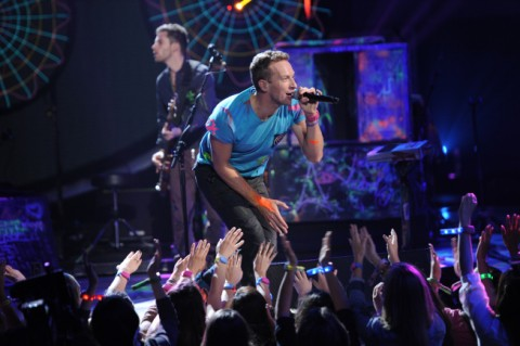 American Idol 2012 Coldplay