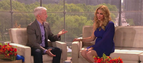 American Idol 2012&#039;s Elise Testone on Anderson Cooper