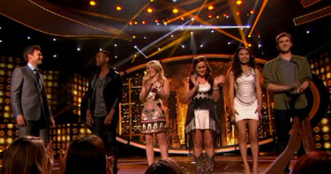 American Idol 2012 Top 5