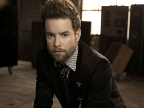 American Idol David Cook performs