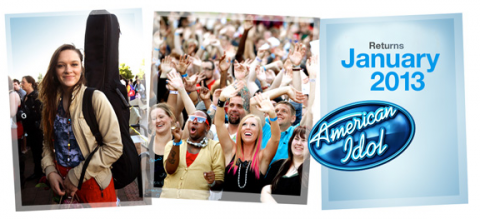 American Idol 2013 Online Auditions Now Open - American Idol 2014