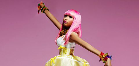 American Idol 2013 - Nicki Minaj Idol judge