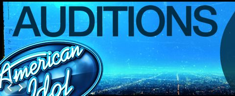 American Idol online auditions