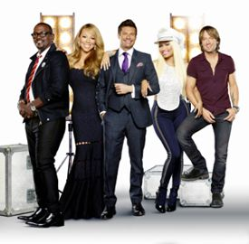 American Idol 2013 judges and host