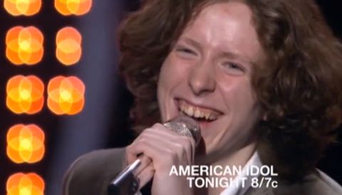 Charlie Askew performs tonight on American Idol 2013