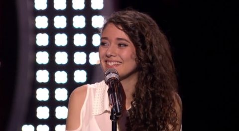 Juliana Chahayed on American Idol 2013