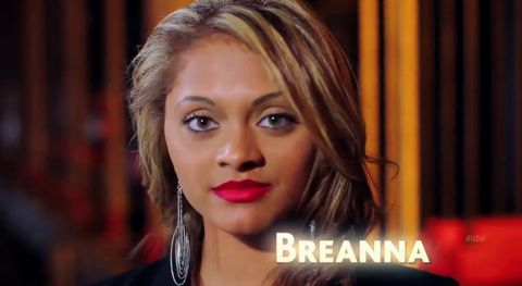Breanna Steer on American Idol