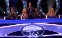 American Idol judges in Las Vegas