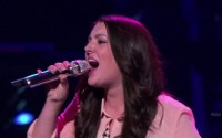 Kree Harrison in Las Vegas on Idol