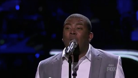 Curtis Finch Jr - American Idol 2013