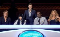American Idol judges & host