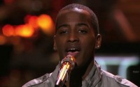 Cortez Shaw on American Idol 2013