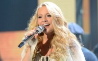 Janelle Arthur on American Idol