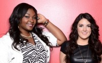 Candice & Kree on American Idol