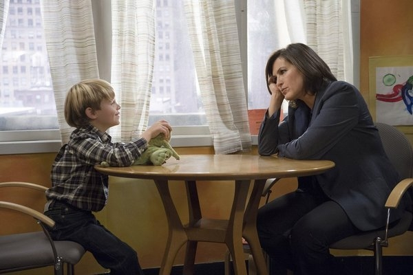 on Law & Order: SVU [PHOTOS] » Olivia Benson on Law and Order SVU