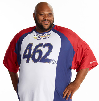 Ruben Studdard on The Biggest Loser - NBC