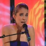 Emily Piriz American Idol 2014 - Source: YouTube