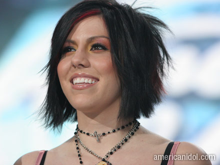 Gina Glocksen on American Idol - Source: FOX