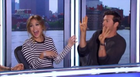 Jennifer Lopez, Keith Urban, and Harry Connick Jr. - Source: FOX/YouTube