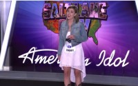 American Idol Kylie Adamson Audition 2014