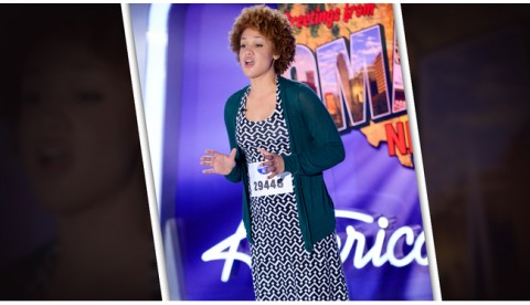 Andrina Brogden American Idol 2014 Audition - Source: FOX