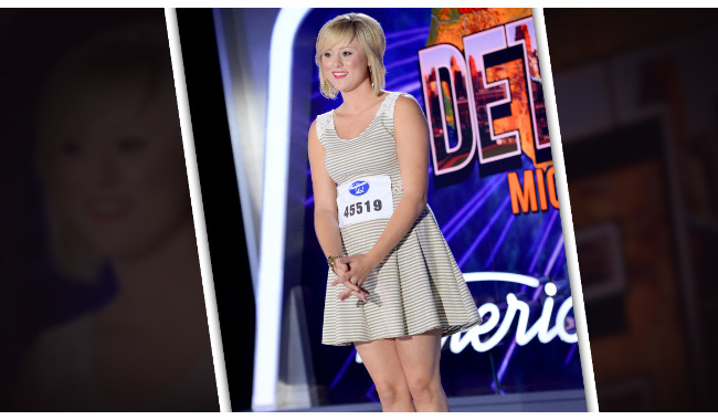 Contestants! » Brandy Neelly American Idol 2014 Auditions Detroit