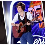 Ethan Harris Season 13 Audition Road to Hollywood Background Facebook Twitter YouTube Fan Page