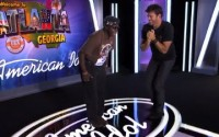 General Larry Platt Pants on the Ground American Idol 2014 Audition -Source: FOX