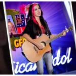 Jessica Meuse American Idol 2014 Audition Atlanta