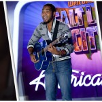 Keith Sanders American Idol 2014 Audition - Source: FOX