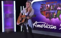 Kenzie Hall American Idol 2014 Audition