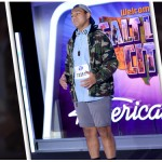 Leia Lotulelei Fish American Idol 2014 Audition - Source: FOX