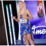 Madisen Walker American Idol 2014 Audition - Source: FOX